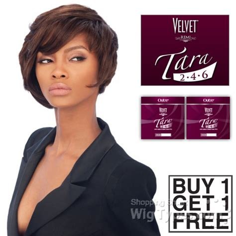 remi tara 2 4 6 velvet 4u hair unlimited outre 100 remy human hair weaving velvet tara 2 4 6