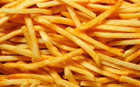 Frecnh Fries baked fries cow crumbs