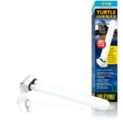 lada uv per tartarughe acquatiche exo terra turtle uvb bulb lada uvb per tartarughe