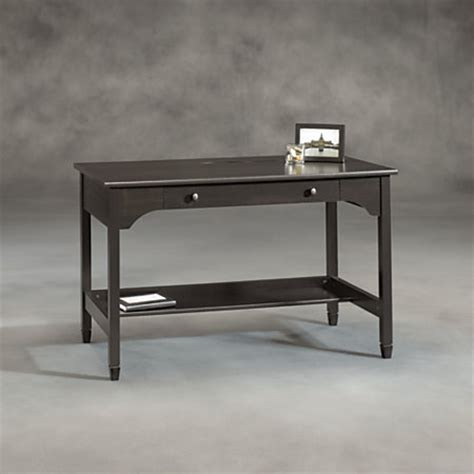 sauder edge water desk sauder edge water collection mobile lifestyle woodveneer
