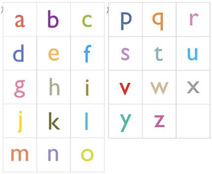 free printable alphabet flash card template free 2 inch alphabet stencils printable