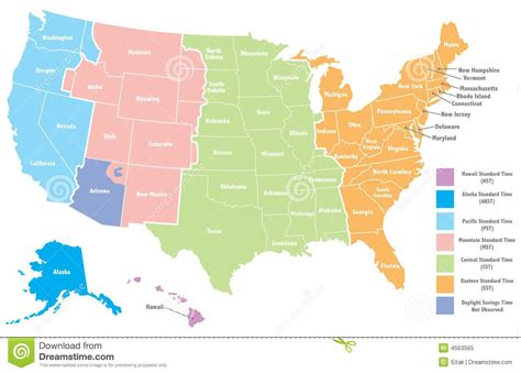 map of us time zones with the state names time zone map maps map cv text biography template letter
