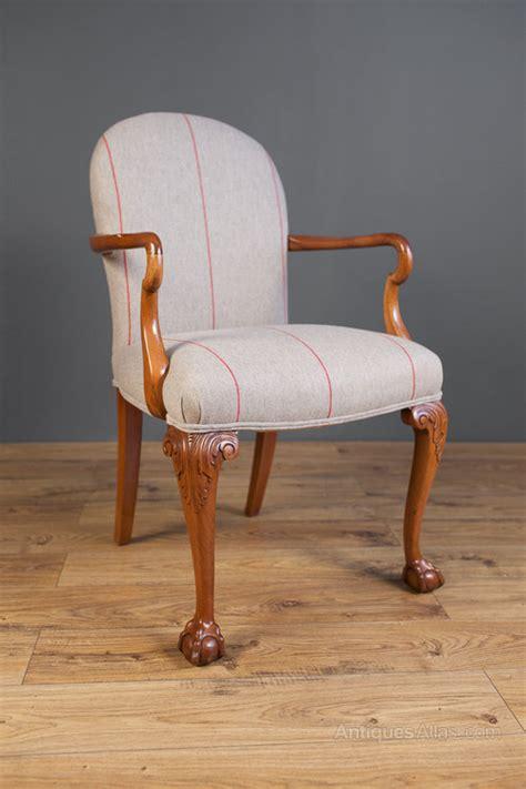 queen anne armchair queen anne style armchair antiques atlas