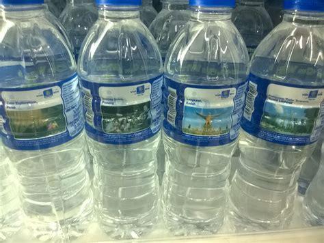 Label Botol Air Mineral Custom adakah salah jika logo halal diletakkan pada label botol air bersama tuhan hindu