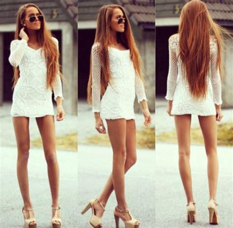 Cute Duvet Covers Dress Very Cute Lace Dress White Dress White Short