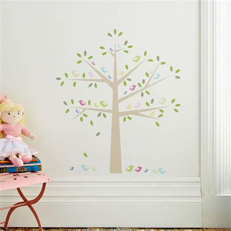 childrens wall stickers tree 102 best images about baby on green baby rooms