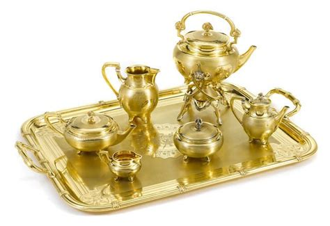 Tea Set Napoleon 7 Picese 526 best images about alt莖ng 252 m 252 蝓metal2 gold silver metal