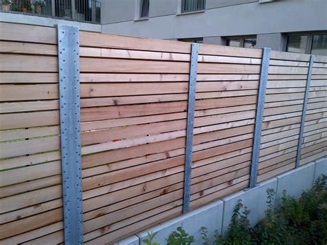 Fenster Sichtschutz Holz by Holz Sichtschutz G 252 Nstig Fabelhaft Bambus Sichtschutz
