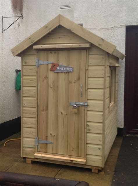 Childrens Wooden Sheds by Children S Shed The Wooden Workshop Oakford 2