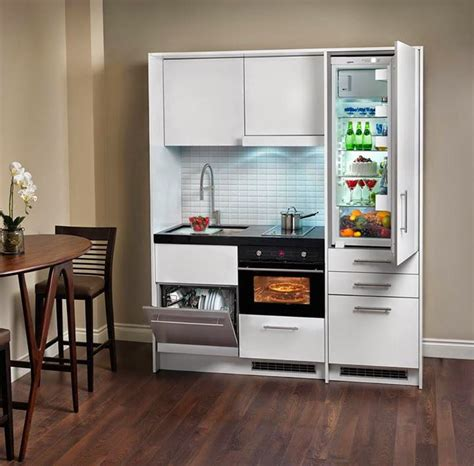 Kitchen Unit Ideas Kitchen Kitchen Cabinet Storage Kitchen Storage Units Apartment Living Korean Style Compact