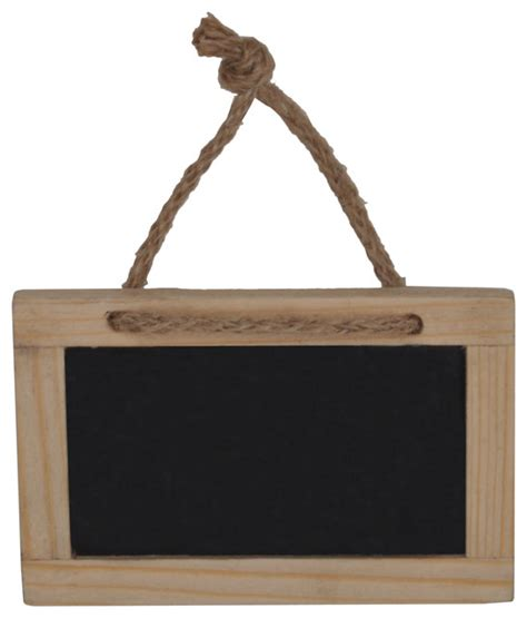 sheffield home decorative chalkboard sheffield home hanging 4 quot x 2 5 quot wooden chalkboards with