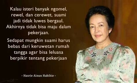 biography of ainun habibie hasrie ainun habibie quotes pinterest
