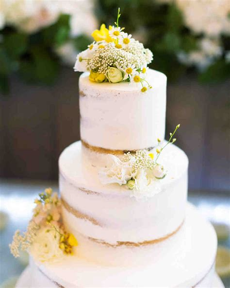 Fresh Wedding Flowers by 62 Fresh Floral Wedding Cakes Martha Stewart Weddings