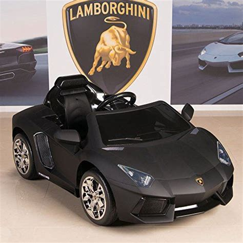 Pink Lamborghini Power Wheels Lamborghini Aventador 12v Ride On Battery Powered