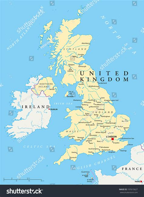 river thames map ks2 united kingdom political map capital london stock vector