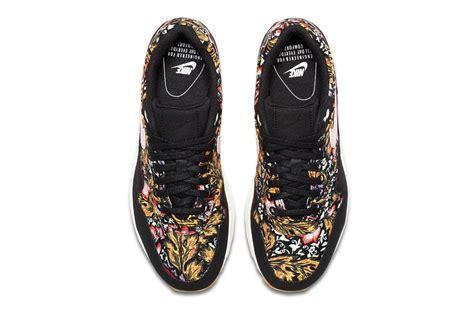 Nike Air Max Floral 5 nike air max 1 black floral print le site de la sneaker