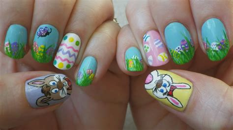 easter nail 30 awesome easter nail designs 2015