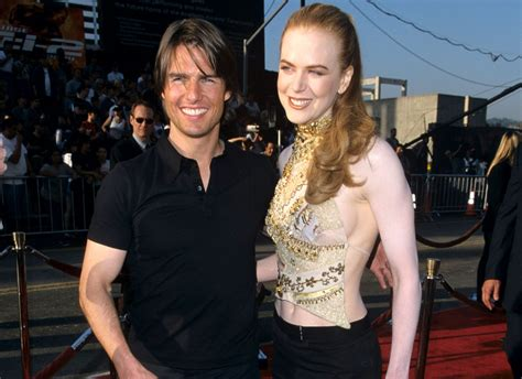 Kidman Toms In Keiths Rehab by Why Did Kidman And Tom Cruise Divorce Popsugar