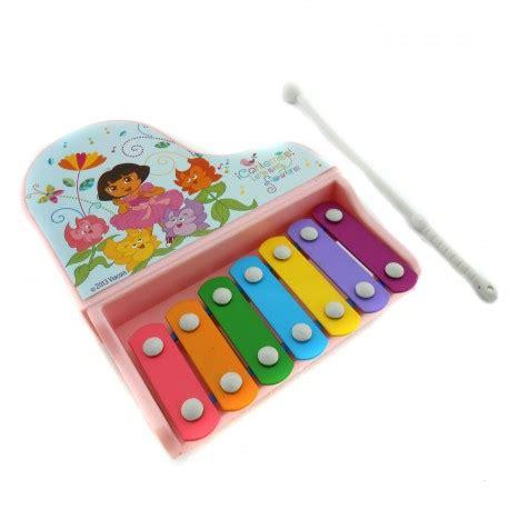 Mainan Anak Violin Frozen mini piano xylophone happy toko mainan