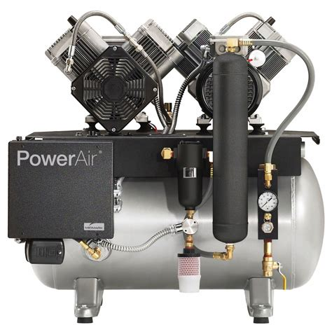 powerair p52 less air compressor less compressors air compressors equipment