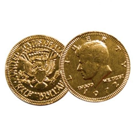 fort knox large gold milk chocolate coins