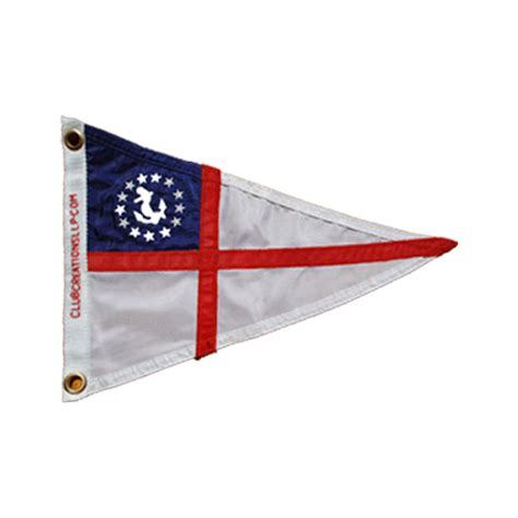 boat burgee flags club burgee 16 x 24 club creations