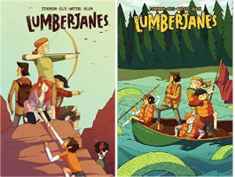 lumberjanes vol 2 friendship to the max books i read in 2015 think you should sliver of