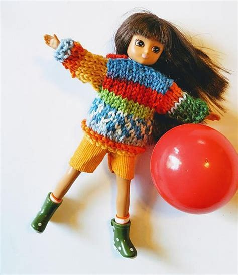 design doll error small doll sweater knitting pattern by janeterzzadesigns