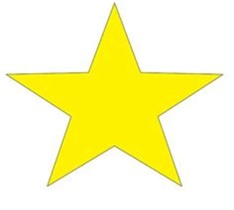 printable yellow stars to cut out stars on pinterest primitive stars primitives and cut outs