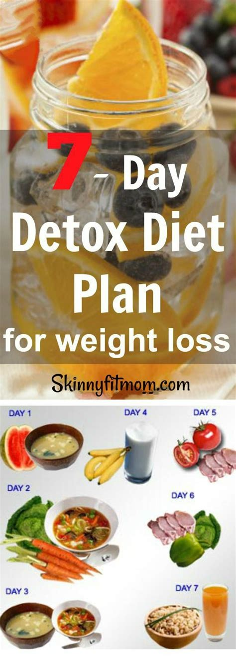Distilled Water Detox Program by 25 Best 7 Day Detox Ideas On 7 Day Detox