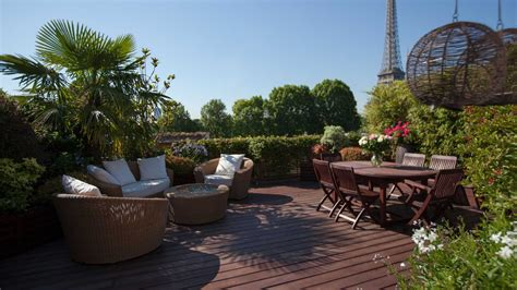 terrasse en vue espaces prestige