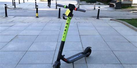 elektrikli scooter girisimi marti  milyon dolar yatirim