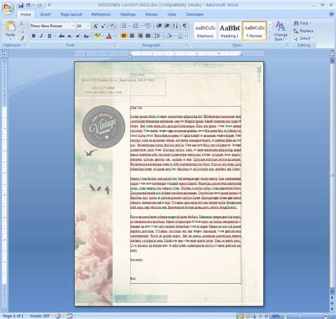 background design on word document microsoft word 171 graphic design ideas inspiration
