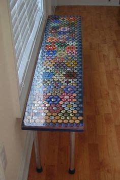 bottle cap bench 1000 images about bottle cap crafts on pinterest bottle
