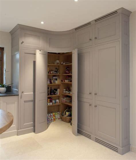 kitchen cabinets corner units best 25 larder cupboard ideas on pinterest kitchen