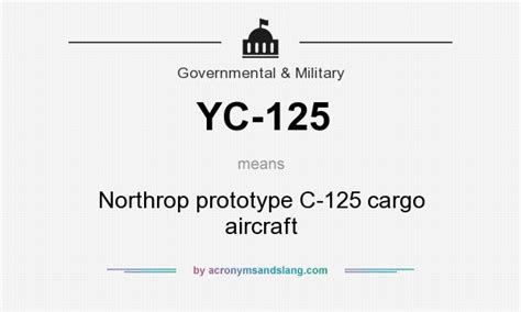 what does yc125 mean definition of yc125 yc125