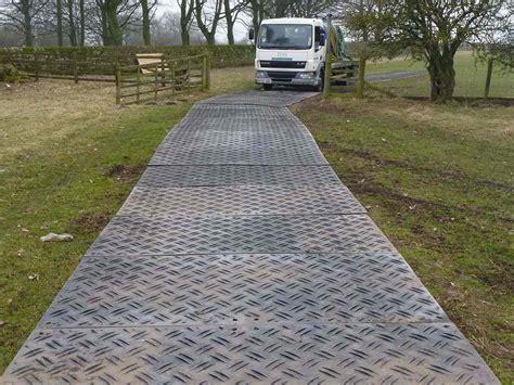 track mats
