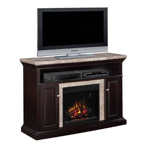 Electric Fireplace And Media Mantel by Classic Brighton Media Mantel With Electric