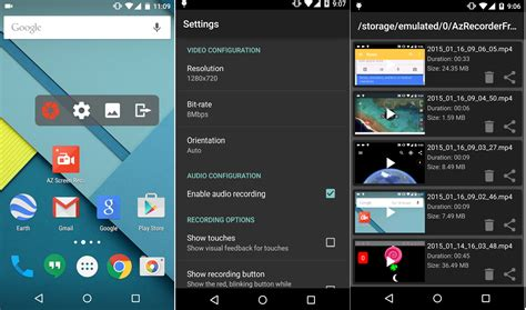 how to record screen on android how to record screen on android lollipop phone and tablet techies stuff