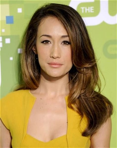 msn spring hair 42 best images about maggie q on pinterest natural