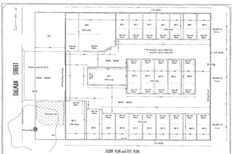 mini storage layout and design floor plan forster self storage
