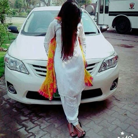 white girly cars stylish cool and smart dp pics with car