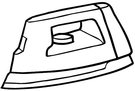 Iron Black And White Coloring Pages Signspecialist Com Beevault Decals Steam Iron Vinyl