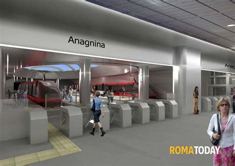 libreria centro commerciale romanina metro leggera avviata la procedura per il bando di