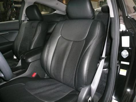seat covers for leather seats clazzio covers 2007 2011 honda element lx ex sc leather seat covers