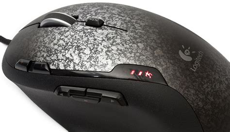 Logitech G500 Programmable Gaming Mouse review logitech g500 programmable gaming mouse