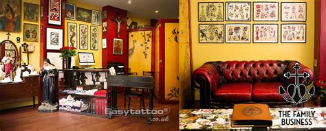 family tattoo parlor the family business tattoo tattoo studio in london at