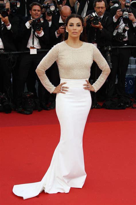 Longoria Cannes Wardrobe by