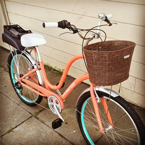 Electra Townie Rack by Fully Loaded Electra Townie 7d In Coral Top To