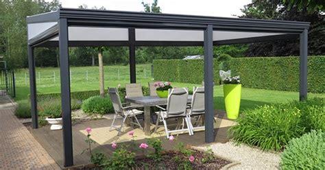pavillon bausatz alu terrassen 252 berdachung aus alu bauen mit polycarbonat oder glas
